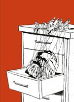 """Ilustração de Nuno Saraiva no """"Combate Ilustrado"""""""