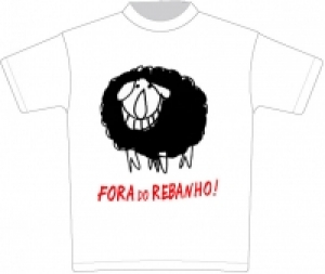 T-shirts e álbum